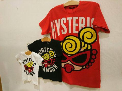 【HYSTERIC MINI】pick up!!