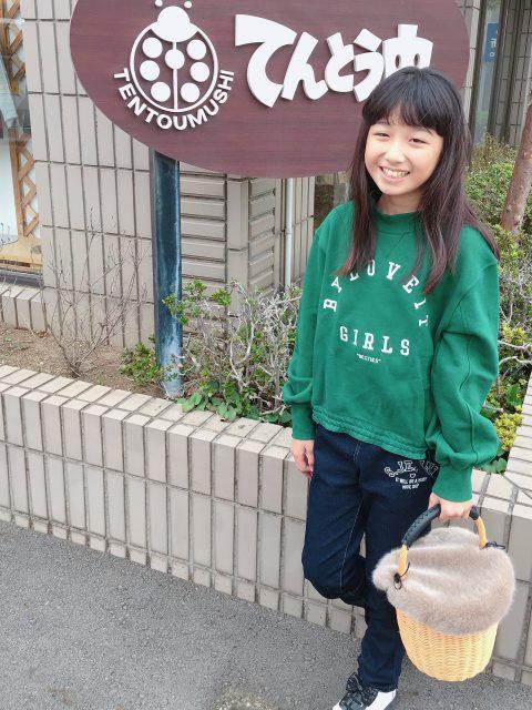 富士店のお友達☆こはるちゃん